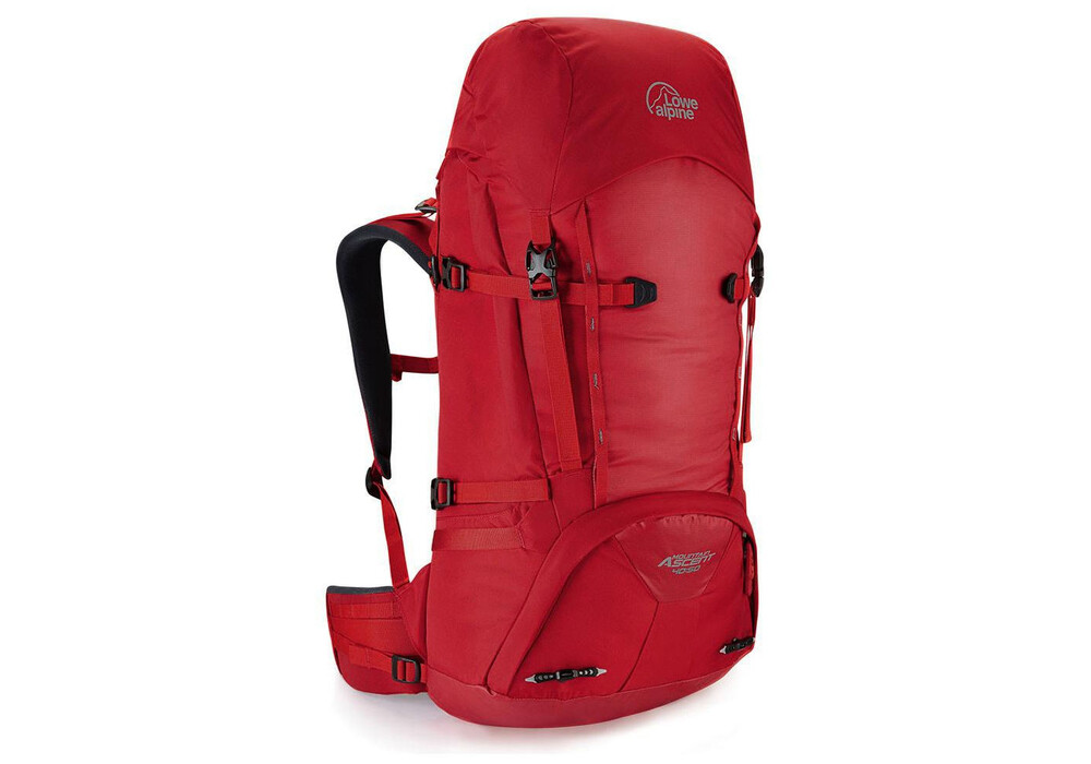 Lowe Alpine Mountain Ascent 40:50 Backpack Men Haute Red | campz.at